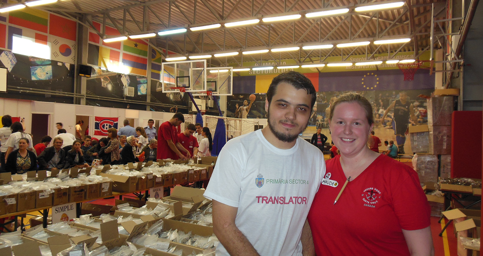 VOSH/Oeuvre Humanitaire pour la Vision SANTA CRUZ